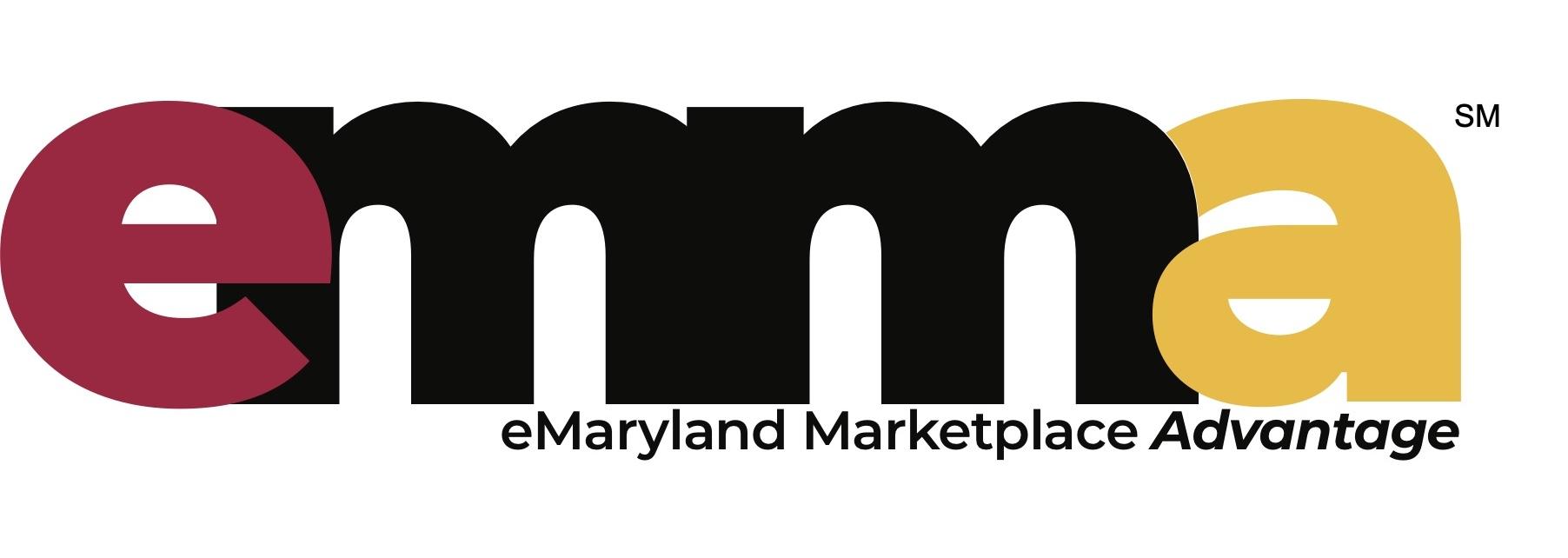 Welcome to eMaryland Marketplace Advantage (eMMA)